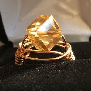 Glass Ring